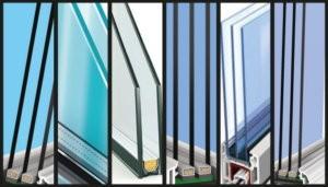 Основные разновидности стекол, используемых при изготовлении окон