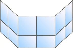 Радиусный фасад