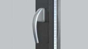 Ручки Roto Swing Серебро